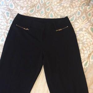 Size 6P Anne Klein Black dress pants